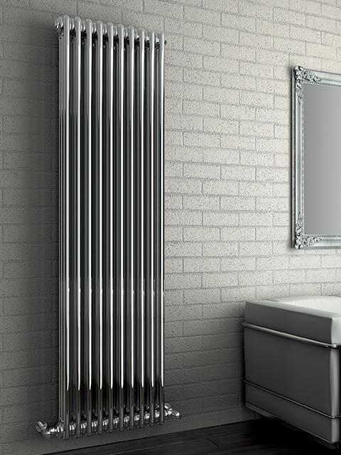 radiateur chrom essy radiateur colonne radiateurs. Black Bedroom Furniture Sets. Home Design Ideas