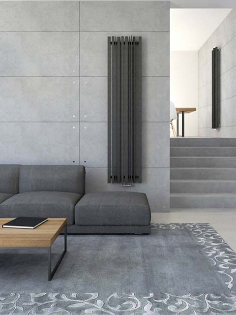radiateur vertical viking radiateur moderne radiateurs. Black Bedroom Furniture Sets. Home Design Ideas