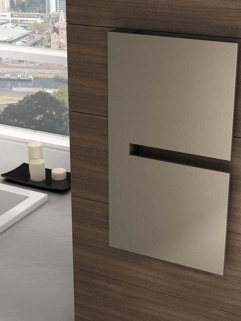radiateur design sequenza panneau rayonnant radiateurs. Black Bedroom Furniture Sets. Home Design Ideas