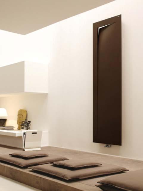 radiateur contemporain incognito radiateurs modernes. Black Bedroom Furniture Sets. Home Design Ideas