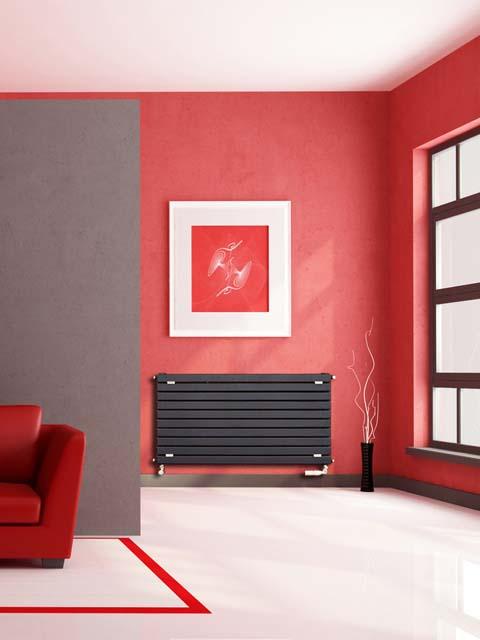radiateur horizontal everest radiateur chauffage central radiateurs senia radiateur. Black Bedroom Furniture Sets. Home Design Ideas