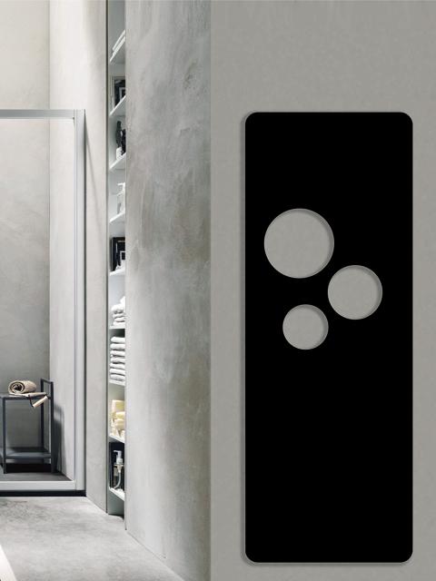 SÉCHE-SERVIETTES INFRARUOGE GASTON - Radiateur salle de bain ...