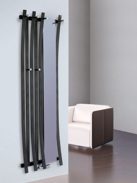 radiateur miroir bravo radiateur porte manteau radiateurs senia radiateur vertical. Black Bedroom Furniture Sets. Home Design Ideas