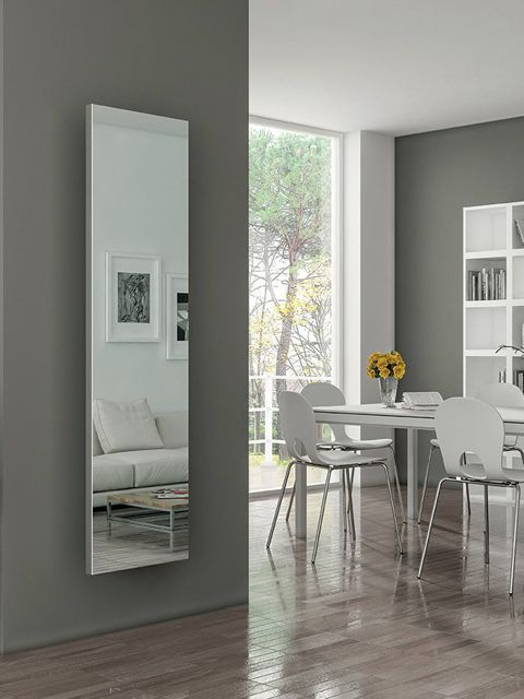 radiateur miroir r flexion radiateur plat radiateurs senia radiateur chauffage central. Black Bedroom Furniture Sets. Home Design Ideas