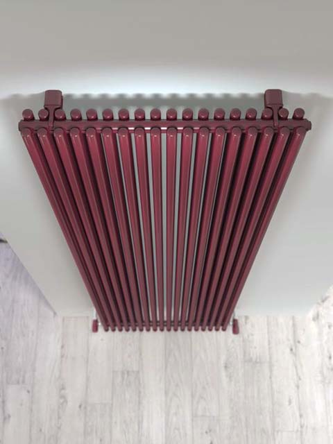 radiateur vertical cascade radiateur hydraulique. Black Bedroom Furniture Sets. Home Design Ideas