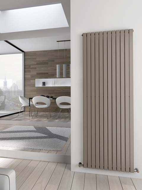 radiateur vertical marimba radiateur acier radiateurs senia. Black Bedroom Furniture Sets. Home Design Ideas