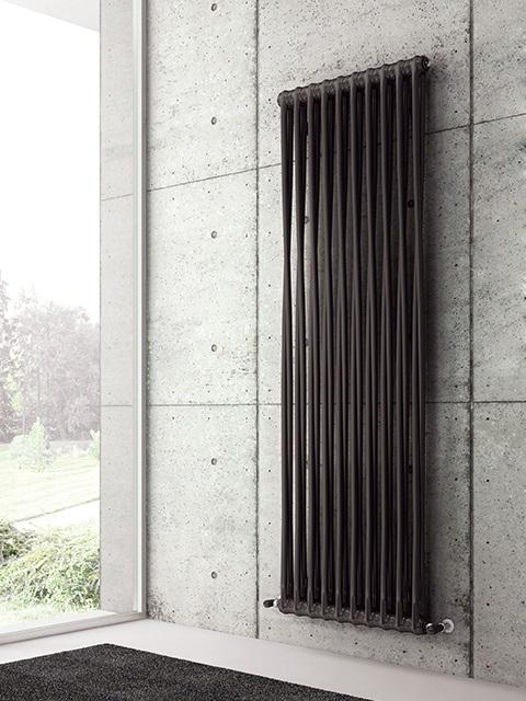 radiateur moderne jubil radiateur eau chaude. Black Bedroom Furniture Sets. Home Design Ideas