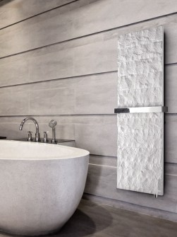 RADIATEUR DE SALLE DE BAIN Sècheserviette Design Radiateur - Chauffe serviette salle de bain