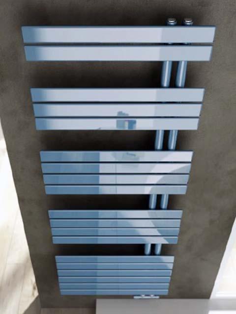 s che serviettes asym trique disco s che serviettes chauffage central radiateurs senia. Black Bedroom Furniture Sets. Home Design Ideas