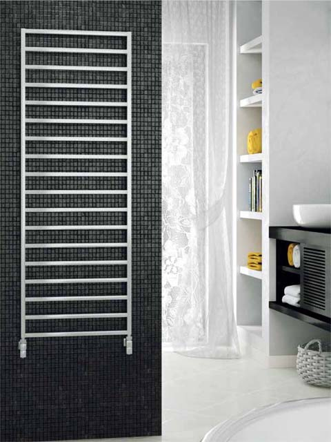 S che serviettes chrom winter s che serviettes for Radiateur seche serviette design